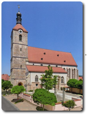 St. Jakobus Hahnbach